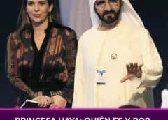 La princesa Haya huye de su esposo, el jeque de Dubai, y se refugia en Londres