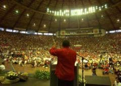 Foro de Sao Paulo en Venezuela alienta a reaccionar ante avance de la derecha en el continente