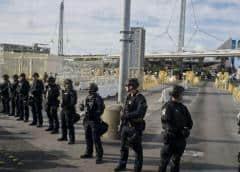 EEUU enviará otros 2.100 soldados a la frontera con México