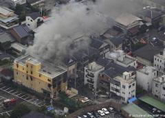 Aumenta el número de muertos en un incendio provocado en Japón