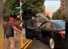 New York : Intenso debate por videos que muestran a jóvenes que lanzan agua a policías