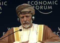 Canciller omaní en Irán en medio de tensión en el Golfo