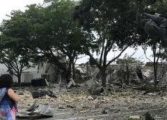 Una veintena de heridos tras fuerte explosión en un centro comercial de Florida