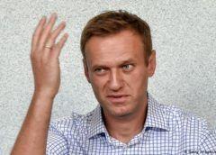 """Opositor ruso Navalny pudo ser víctima de un """"agente tóxico"""""""