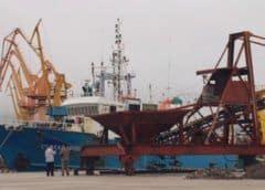 Corea del Norte libera un barco de pesca ruso