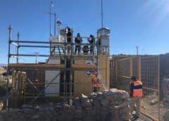 Excedentes de cobre de estatal chilena caen 74%