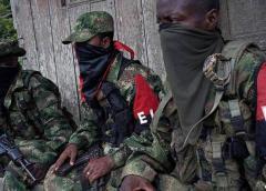 ELN recluta a jóvenes y aumenta el control en frontera colombo-venezolana