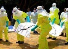 Congo registra primer contagio de ébola en ciudad fronteriza