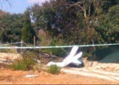 Siete muertos al chocar una avioneta y un helicóptero en Mallorca