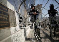 EEUU dice que disparan a agentes fronterizos desde México