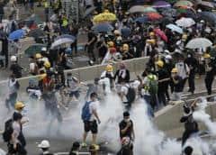 Se agrava la violencia en Hong Kong pero el gobierno mantiene el control, según Lam