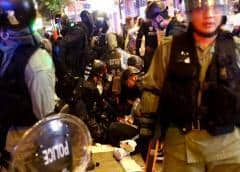 Caos en Hong Kong en nueva jornada de protestas