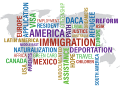 USCIS advierte: «Reunificación familiar, mejores oportunidades económicas y violencia generalizada en un país de origen por sí solos no constituyen bases para pedir asilo»