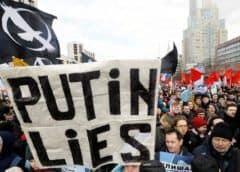 Moscú dice que actuará con dureza ante nuevas protestas