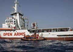 Italia inmoviliza el Open Arms al encontrar «anomalías graves» en el barco
