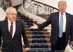 Trump anuncia acuerdo comercial rápido con Reino Unido