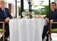 Las fricciones entre Trump y los países del G7 se dejan notar bajo la fachada de armonía