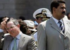 Colombia: Nicolás Maduro dice cosas delirantes