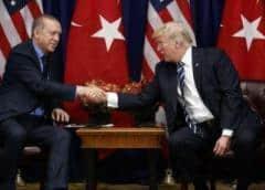 Erdogan dice que discutirá con Trump la compra de misiles Patriot de EEUU