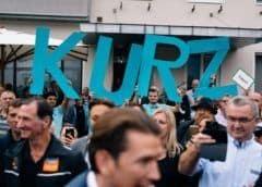 Los conservadores de Kurz ganan las elecciones en Austria
