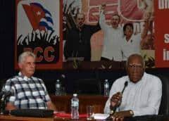 Díaz-Canel declara un 'segundo momento' del 'periodo coyuntural' en Cuba como 'el Girón de estos tiempos'