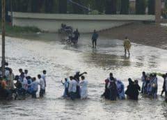 Lluvias torrenciales matan a 59 en India en una semana today