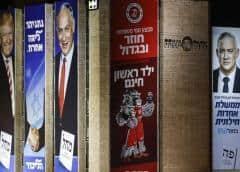 Elecciones en Israel: Netanyahu y Gantz empatados