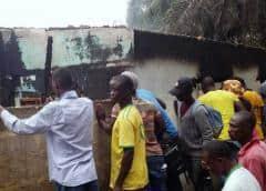 Incendio en una escuela en Liberia deja al menos 27 muertos