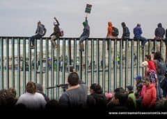 Migrantes que esperan en México por asilo en EE.UU. están expuestos a crímenes graves