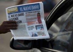 Dos diarios en Nicaragua dejan de publicar en medio de la crisis política