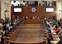 El Salvador recibe reunión entre la OEA y víctimas de la crisis de Nicaragua