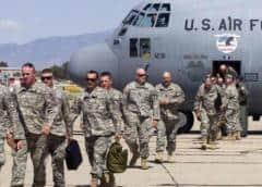 EEUU envía tropas para reforzar las defensas saudíes
