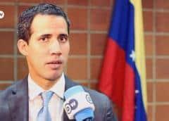 Guaidó asegura que mantiene contactos con miembros de la Fuerza Armada