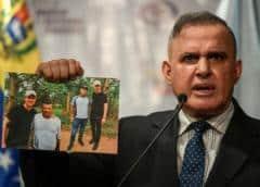 """Investigan a Guaidó en Venezuela por """"vinculación"""" con banda criminal de Colombia"""