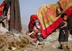 La guerra de Yemen deja niños mutilados
