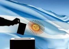 Datos de las elecciones generales en Argentina
