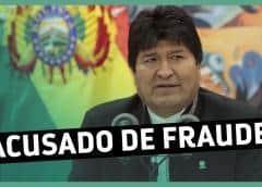 El Tribunal Electoral declaró ganador a Evo Morales en primera vuelta a pesar de las insistencias de la UE y la OEA