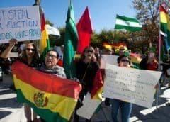 Alemania se une a las demandas de una segunda vuelta en Bolivia