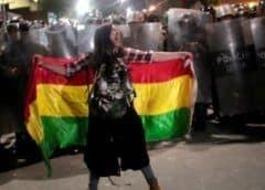 ONU denuncia un uso excesivo de la fuerza contra los manifestantes en Bolivia