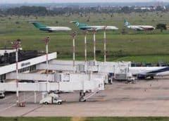 Avión militar venezolano aterrizó en el aeropuerto más importante de Bolivia