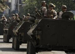 Chile: tres muertos y toque de queda total en tres regiones