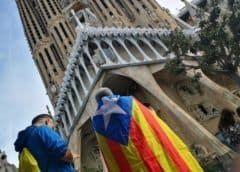 Comienza huelga general en Barcelona con bloqueo a la Sagrada Familia