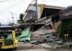 Seis muertos y decenas de heridos tras un sismo en Filipinas