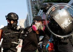 Al menos 15 heridos, uno de ellos grave, en las manifestaciones de Hong Kong