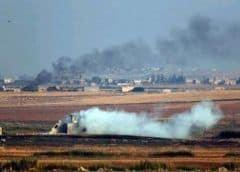 Turquía niega haber atacado posiciones de EE.UU. en Siria