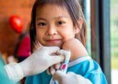 Autoridades de salud celebran victoria parcial en erradicación de la polio