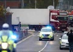 Las 39 personas halladas muertas en un camión en Inglaterra eran chinas