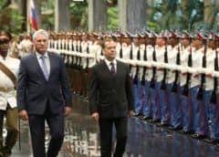 """Rusia denuncia intento de EEUU de aplicar un """"bloqueo energético"""" a Cuba"""