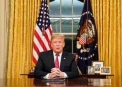 Trump ordena recorte de personal en consejo de seguridad tras filtración