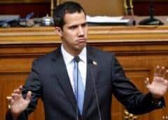 Guaidó: Hablar de un mecanismo de diálogo es una burla a Venezuela